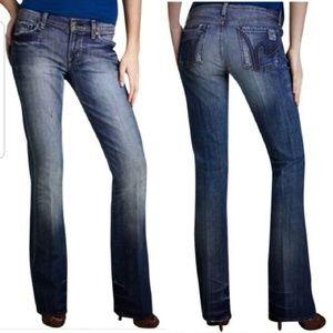 Citizens of Humanity Boho #111 Boot Cut Jeans